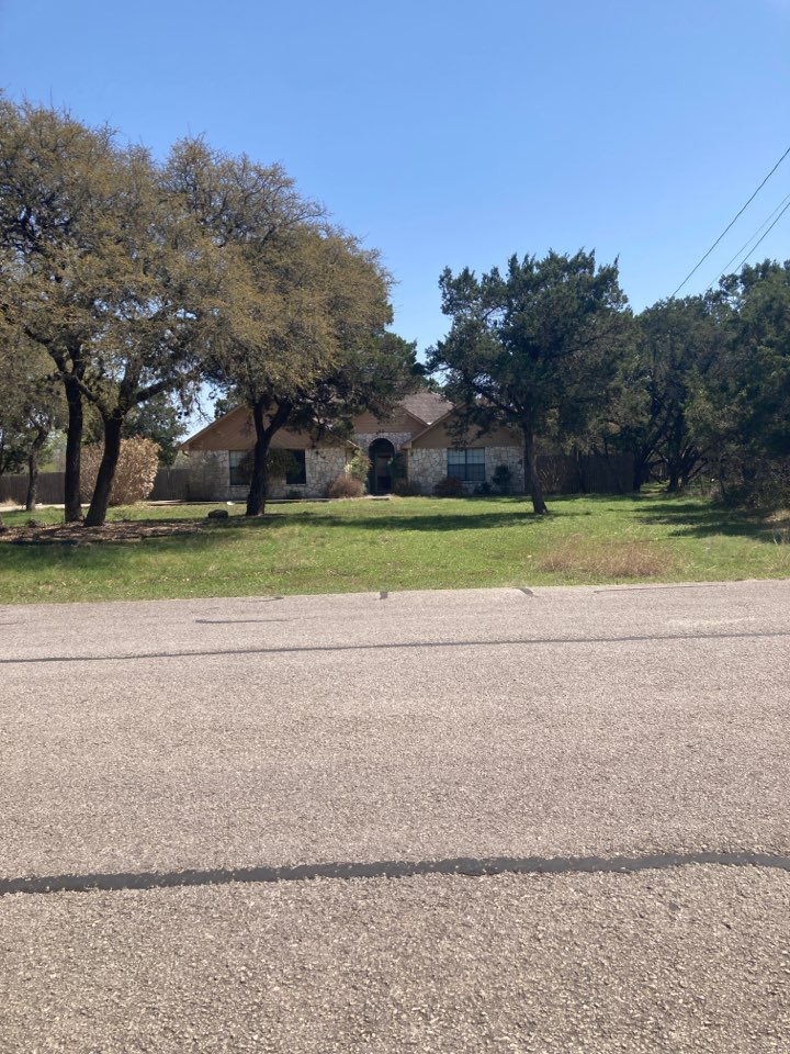 San Marcos, TX - Called roof with hail damage. Free roof inspection. Three roof replacement estimate.