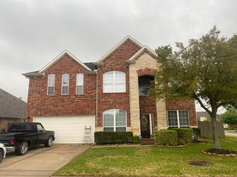 Tomball, TX - Roof inspection! Hail damage, wind damage we can help. Redemption roofing is here to help with free inspections, estimates and any roofing needs!