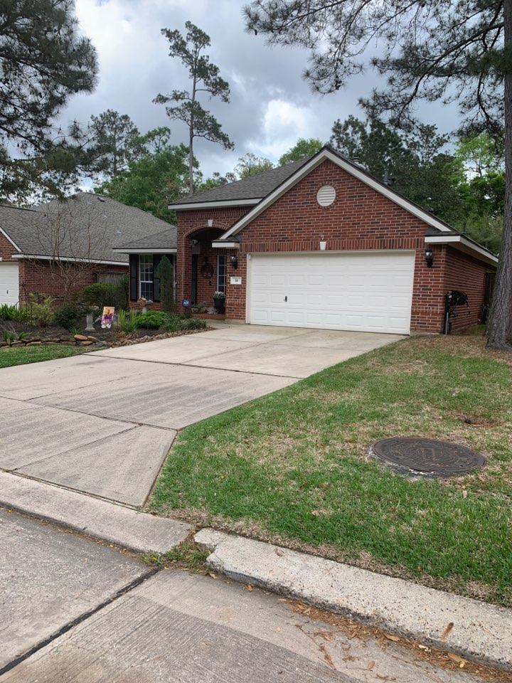 The Woodlands, TX - Free inspections and estimates