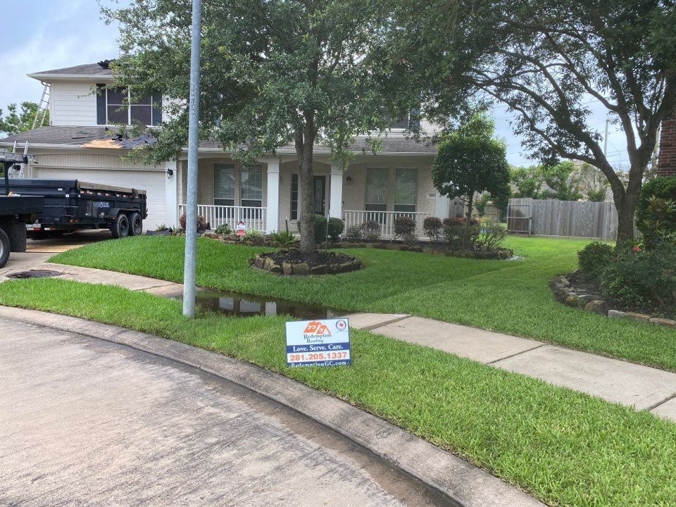 Pearland, TX - Nothing is more exciting the new roof day! A roof last 20 years in some cases 30 years and it's a big decision. Roof protects the most valuable asset most people own.  And yet most people trust that investment is the lowest bidder? It just doesn't seem to make financial sense does it. Would you pick the worst financial advisor or the cheapest financial advisor to manage a portfolio?  Roofing is Not a commodity, don't treat it as such vet your roofer as if your life depended on it