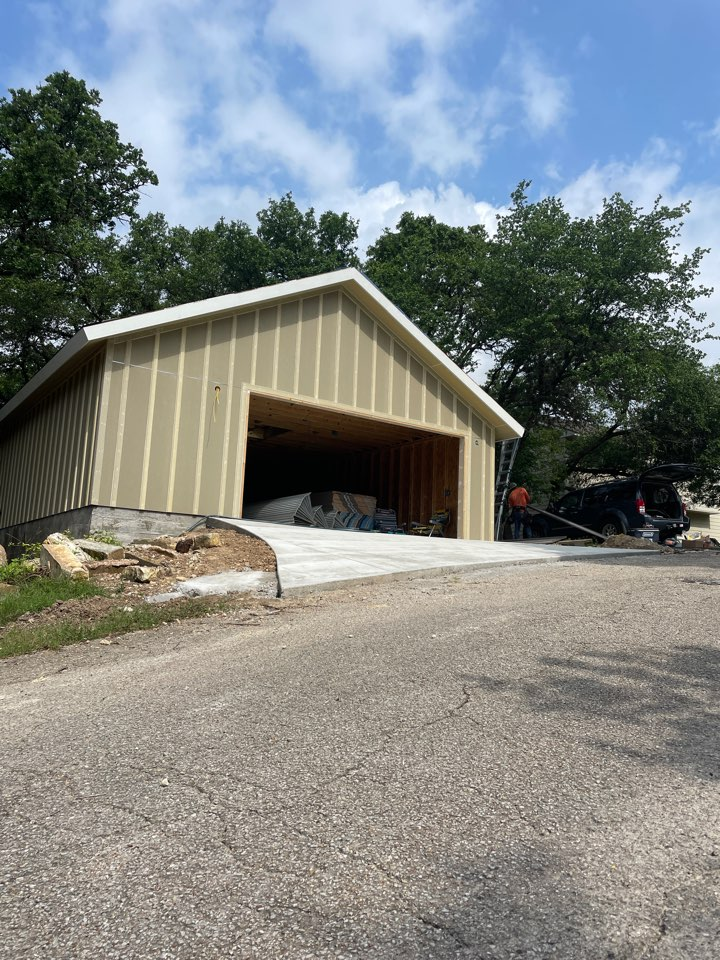 Austin, TX - New construction not a problem call Redemption Roofing for a free estimate. In West Lake Hills Austin Tx