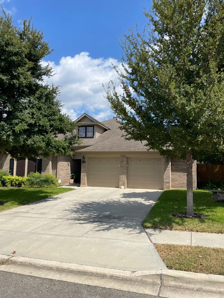 New Braunfels, TX - Hail damage in New Braunfels, call Redemption Roofing for a free inspection and free estimate from experienced professionals!
