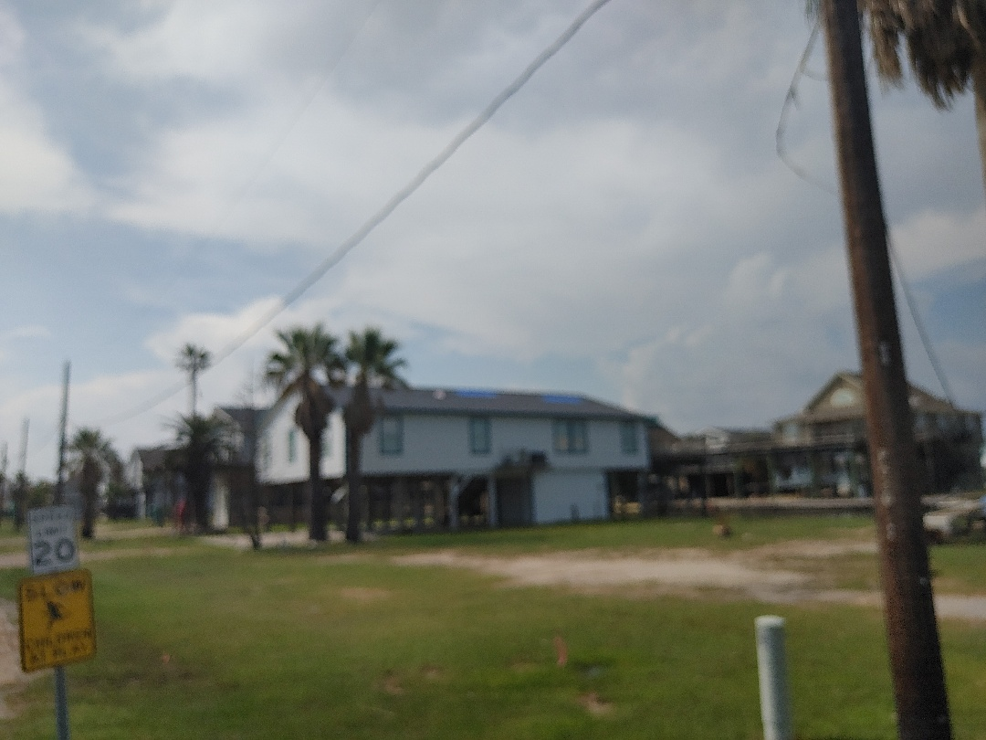 Freeport, TX - Property evaluations and photo report Roof repair Insurance claim