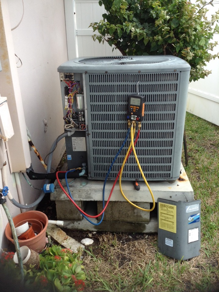 Heat Pump And Air Conditioning Repair In Indian Rocks