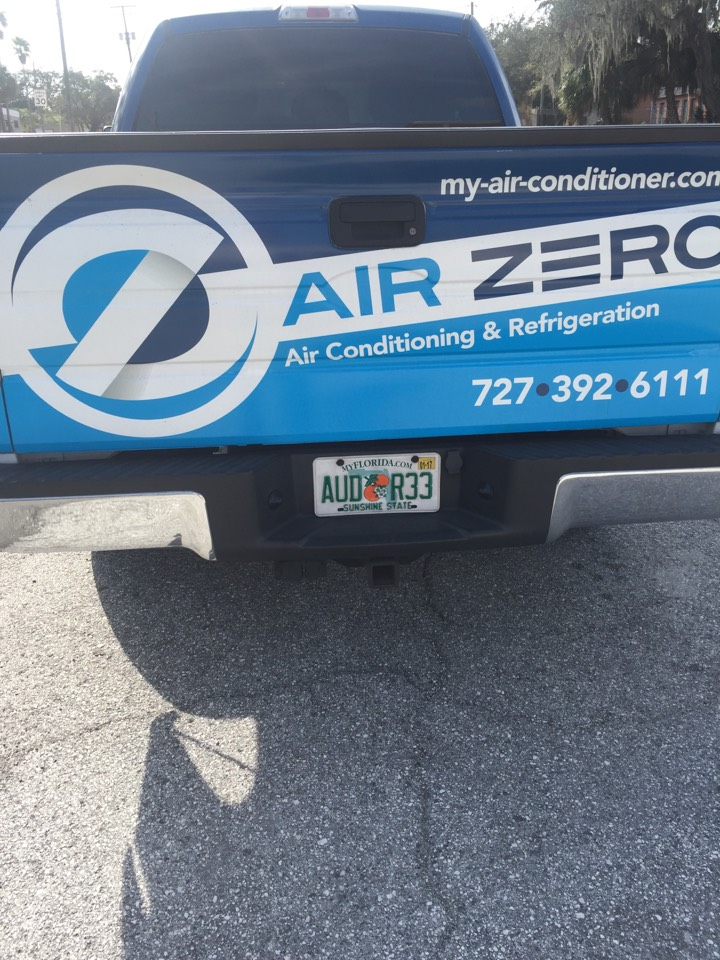 Tarpon Springs, FL - Air conditioning / Heatpump installation replacement quote in Tarpon Springs . Customer is interested in moving Trane air handler from attic to garage & upgrading to high efficiency seer rating  Bryant or Lennox  system . Air Zero provides free new central home air conditioning/heat pump system replacement installation price cost quote estimate , air conditioner repair service and ac maintenance / tune up and warranty work on all brands Trane,Lennox,Bryant,Goodman,Rheem,Carrier and more of home hvac units in Tarpon Springs, FL 34689