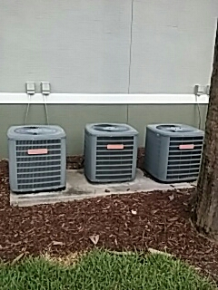 Oldsmar, FL - Performed ac repair Oldsmar Fl service . Customer reports Goodman unit making buzzing sound . Found condenser offline . Replace dual run capacitor , checked general operation . Freon, compressor,contactor all ok. Coils very dirty , recommended system tune up. Air Zero provides free new central home air conditioning/heat pump system & commercial replacement installation cost quote estimate pricing , air conditioner repair service and ac maintenance / tune up on all brands of home hvac units in Oldsmar Fl.