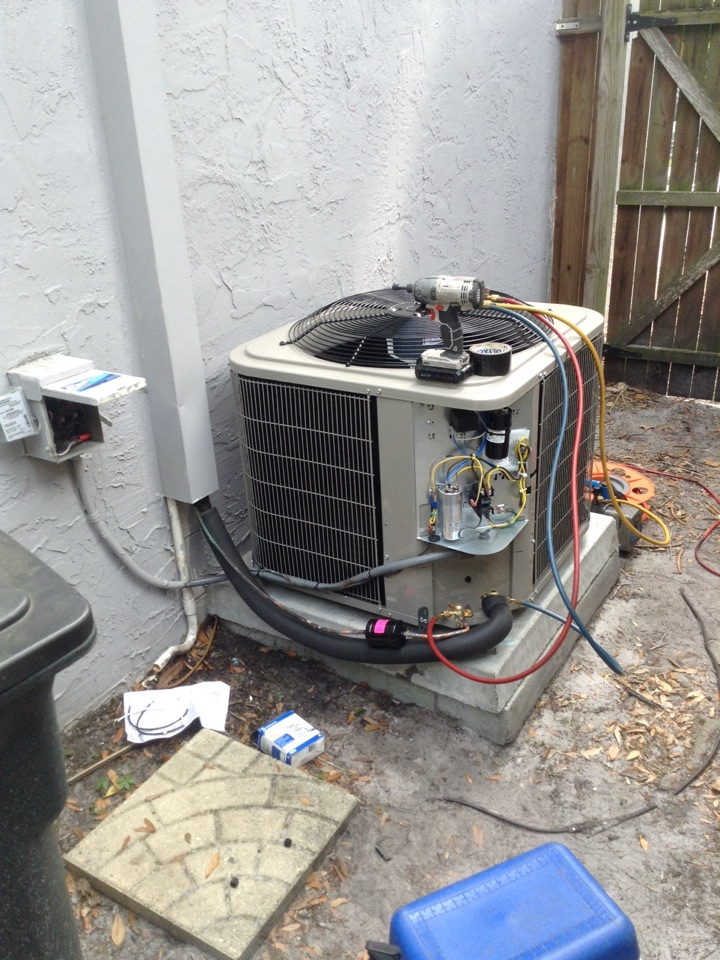Trane Ac Fan Motor Replacement Cost
