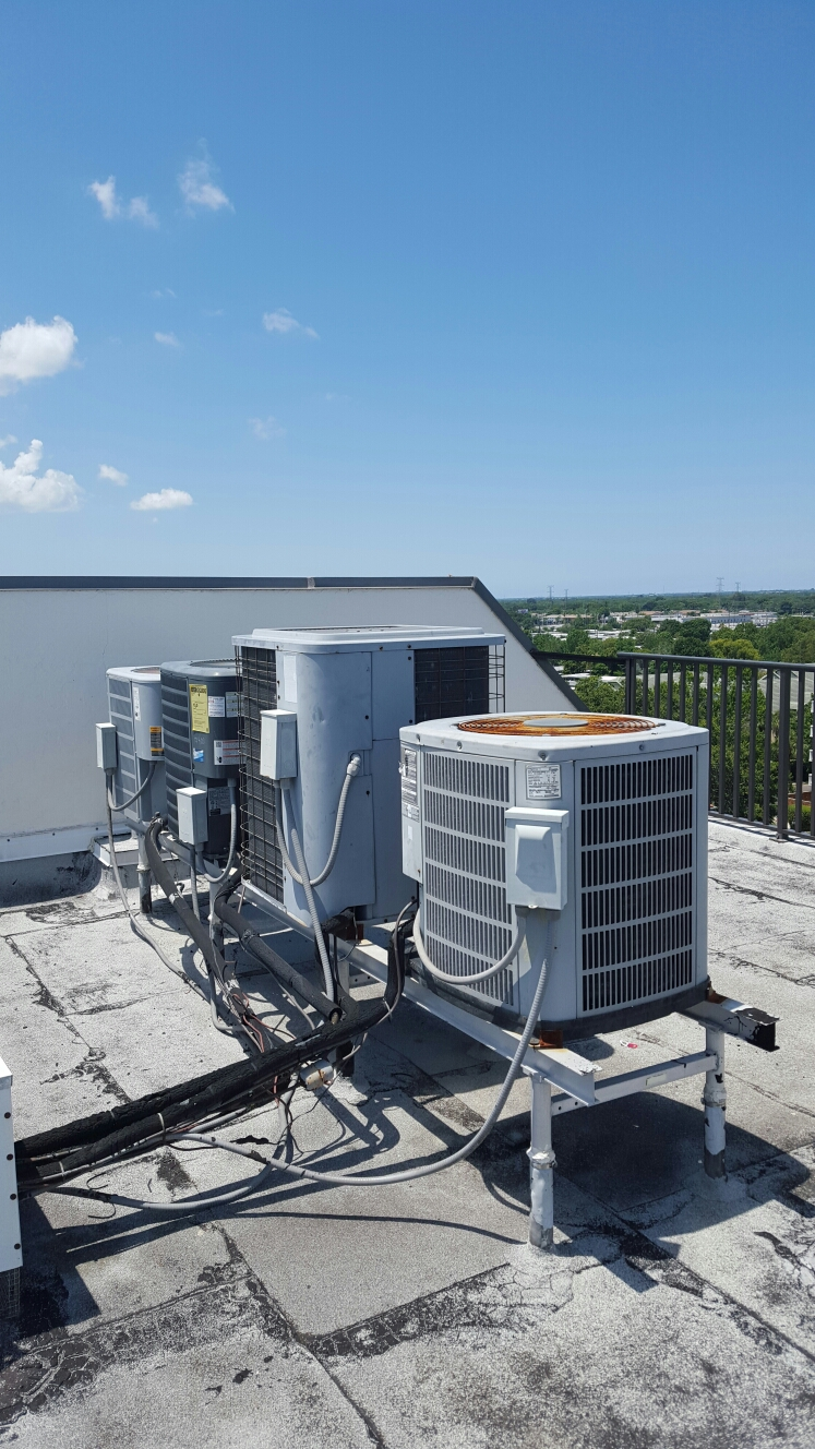 Clearwater, FL - American standard ac tune up performed.
