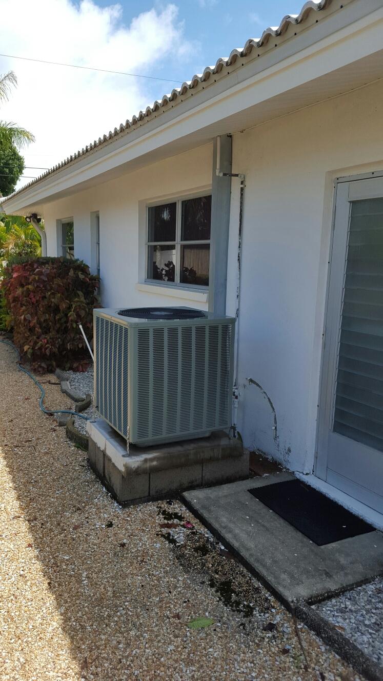 Belleair Beach, FL - Rheem heat pump ac unit not working. Not cooling.