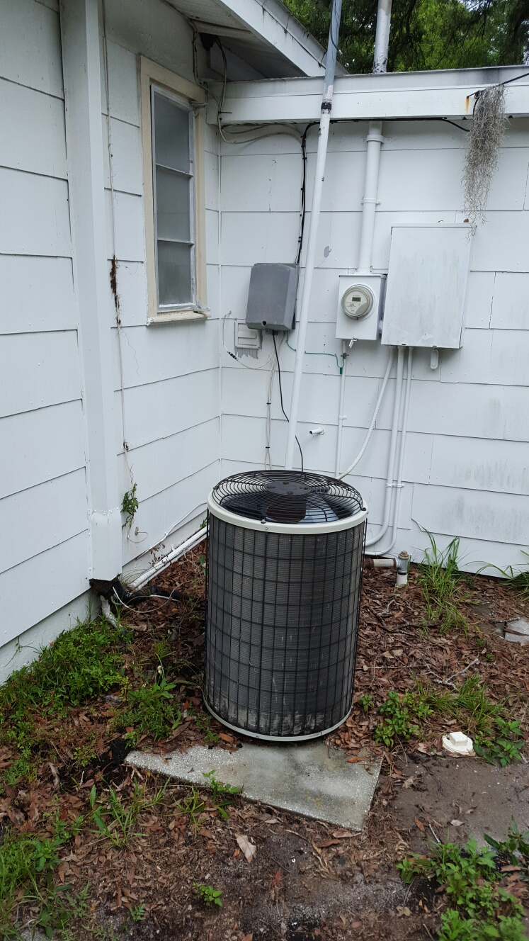Gulfport, FL - Payne ac system not blowing air.