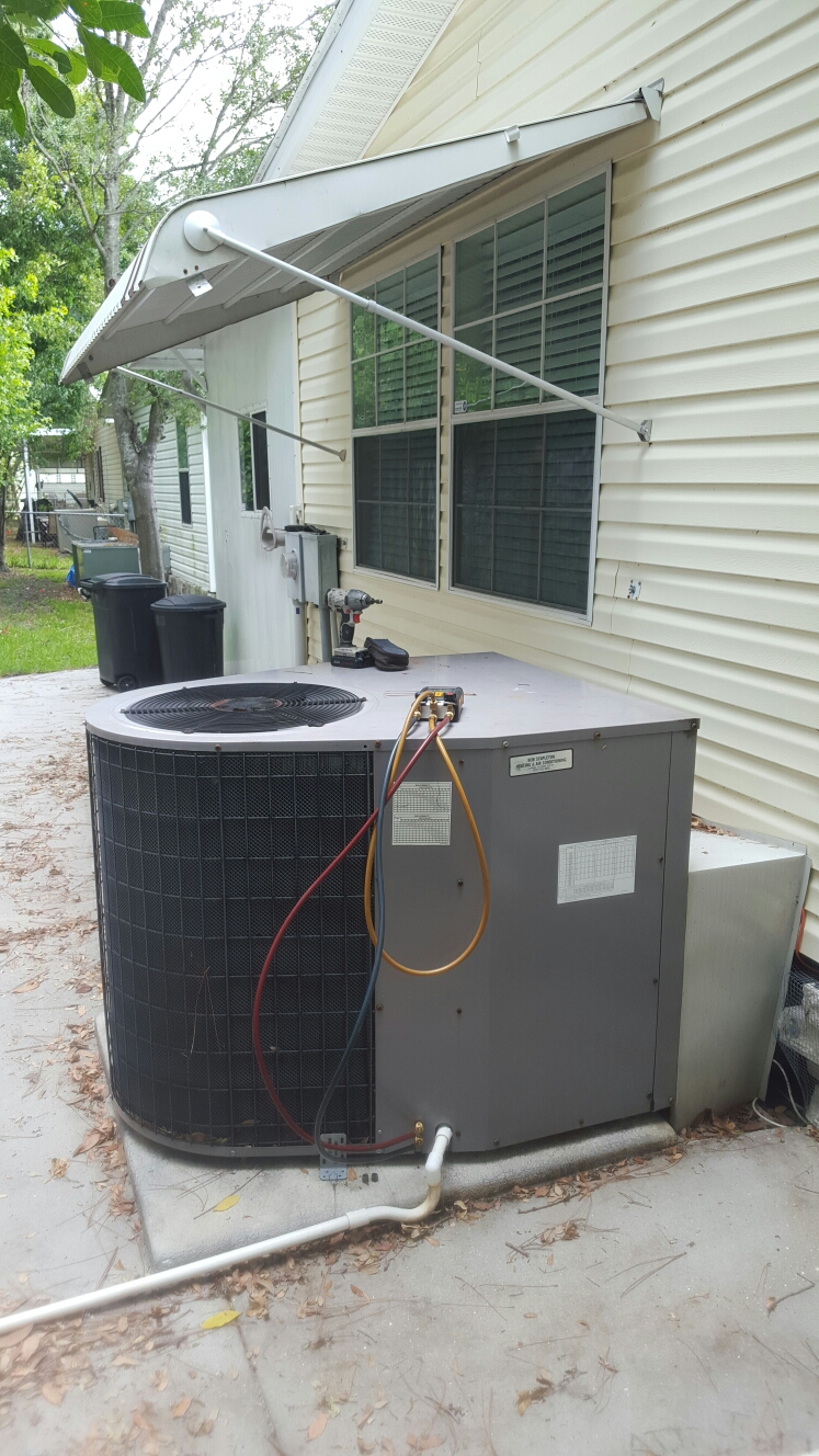 Largo, FL - Icp package ac system not working properly.