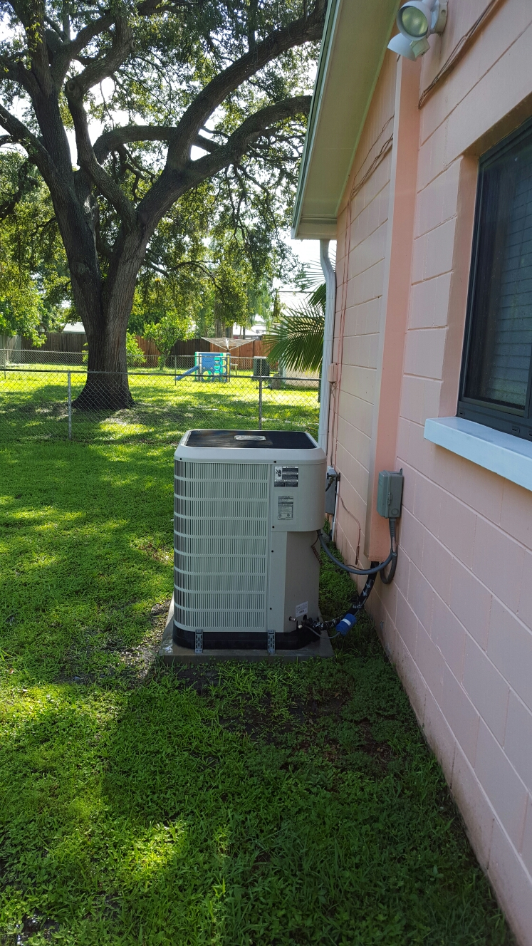 Pinellas Park, FL - Nordyne heat pump ac repair cost.