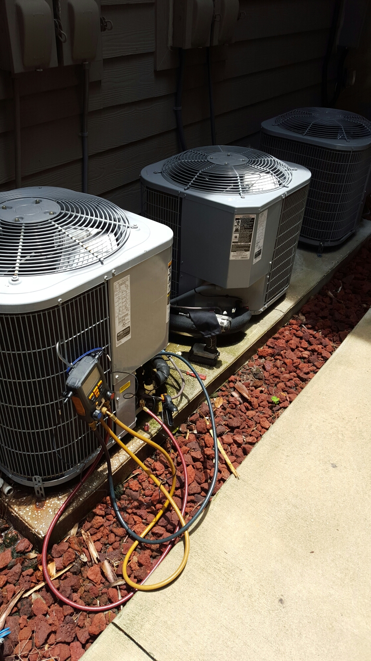 Clearwater, FL - Carrier ac system noisey.