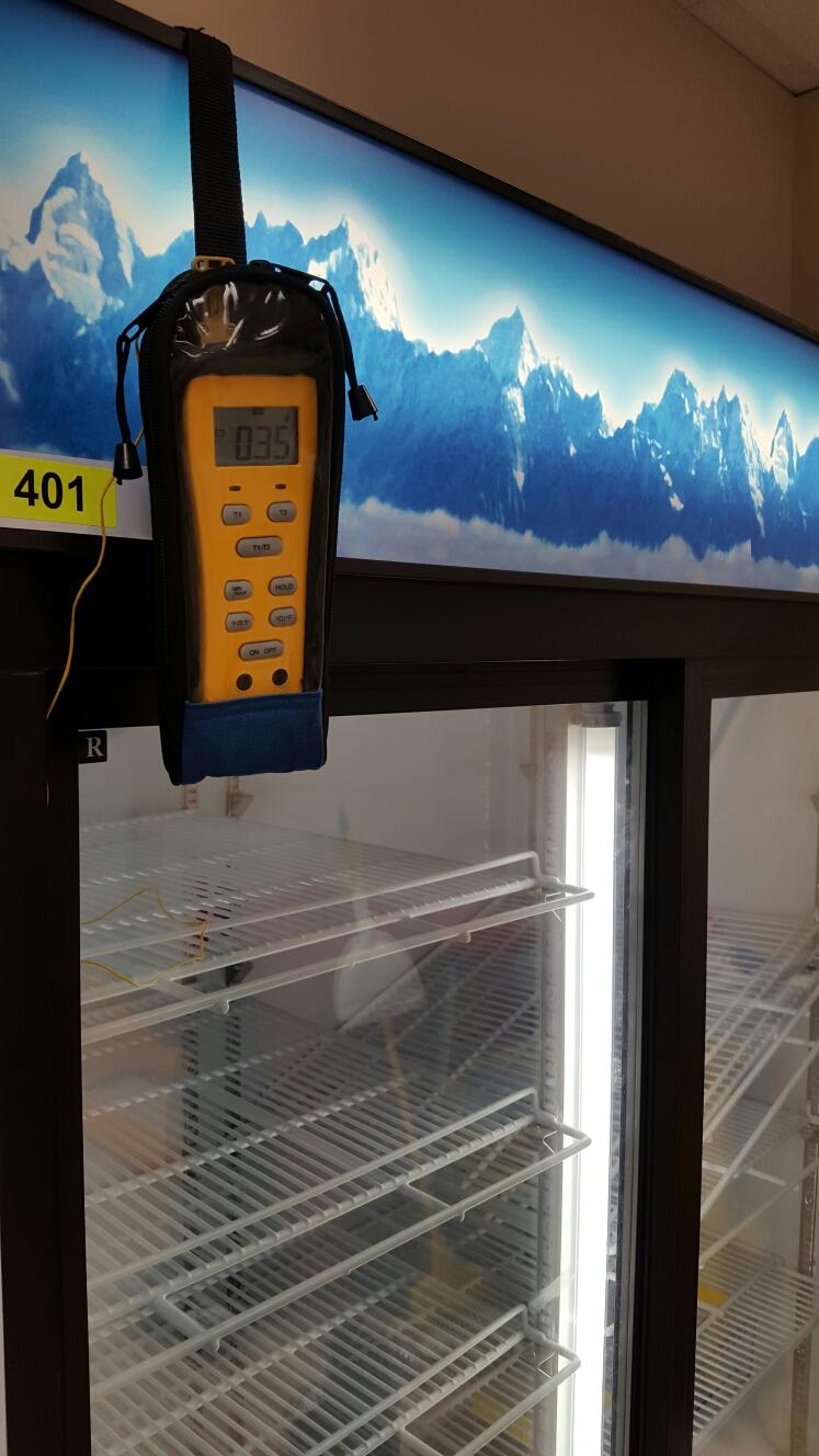 Tampa, FL - everest reach in cooler maintenance/ repair.