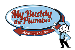 Recent Review for My Buddy the Plumber, Heating and Air, LLC.