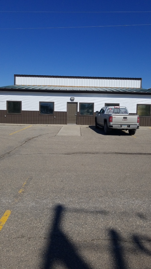 Fargo, ND - Standing Seam Metal Roofing coming soon to this North Fargo building.