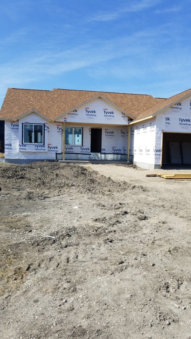 Fargo, ND - New construction roofing.