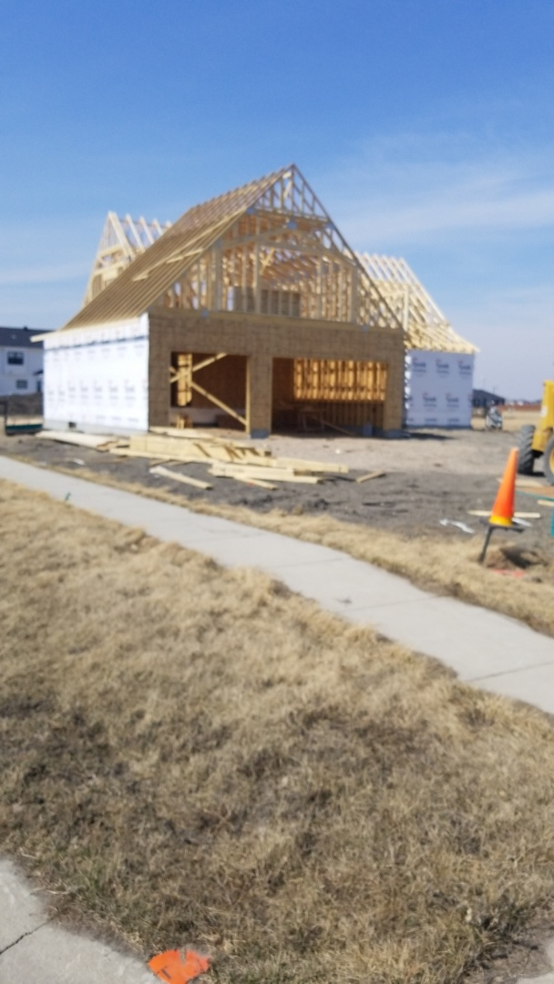 Fargo, ND - New construction roofing in Eagle Point happening soon!!