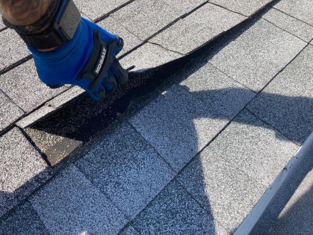 Siesta Key, FL - roof inspection