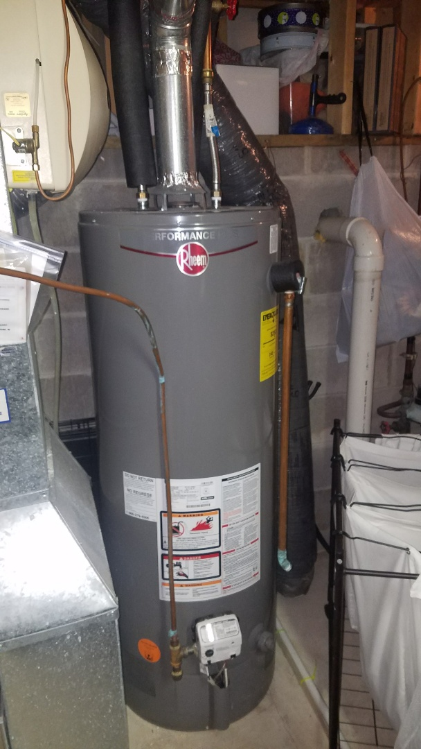 Shoreview, MN - Water heater repair. New water heater installation.