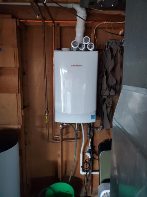 Valparaiso, IN - Tankless water heater and furnace maintenance