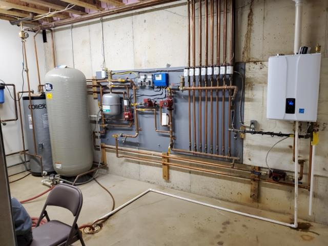 Valparaiso, IN - Furnace and tankless maintenance