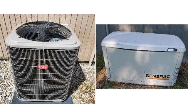 La Crosse, IN - air conditioner annual maintenance / tune up and generac generator annual maintenance