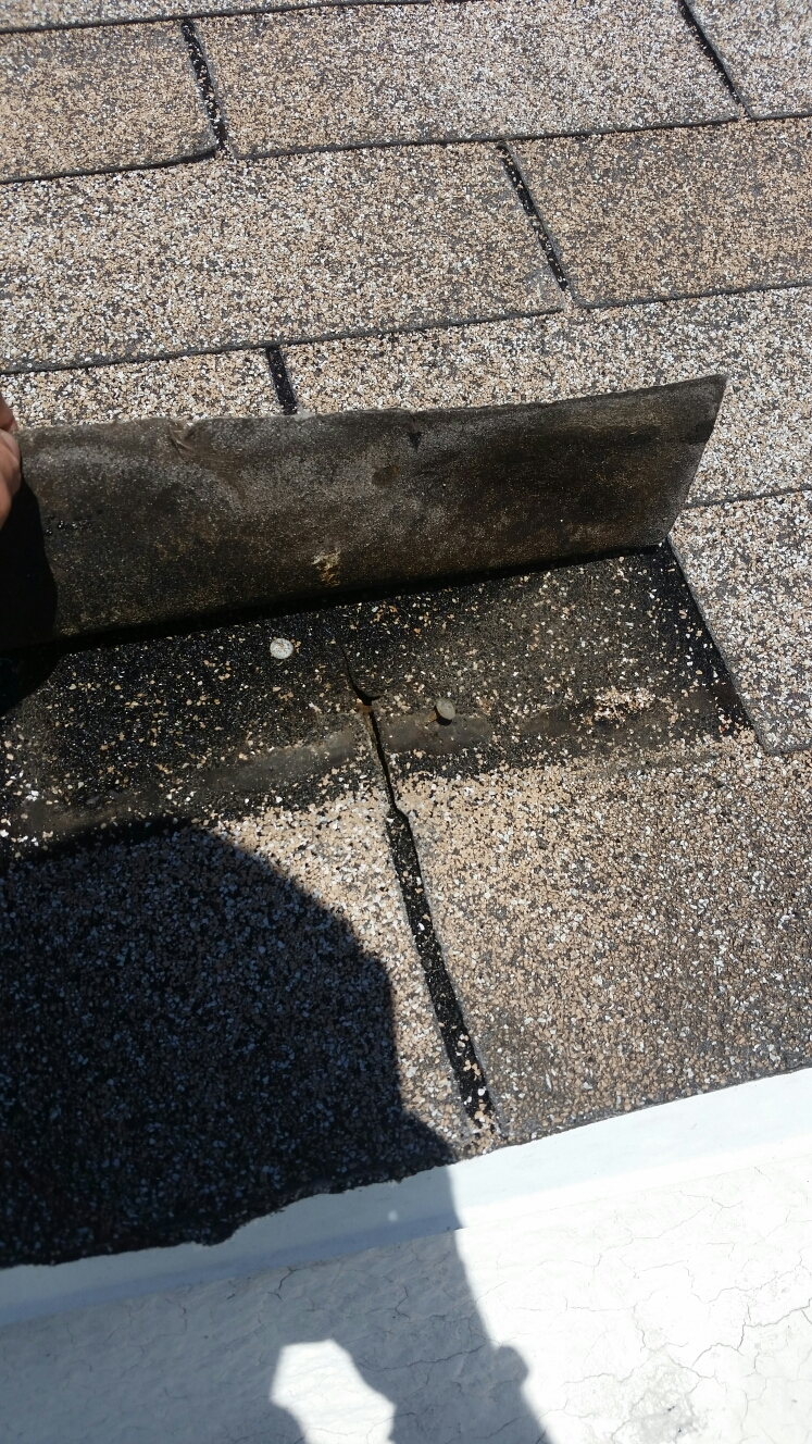 Venice, FL - Performsd a temp repair and will be working on a full reroof price