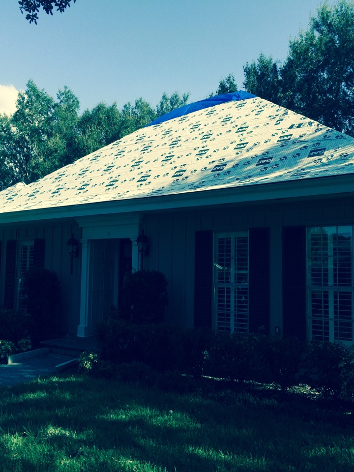 Englewood, FL - Shingle re-roof in Boca Royale, Englewood.
