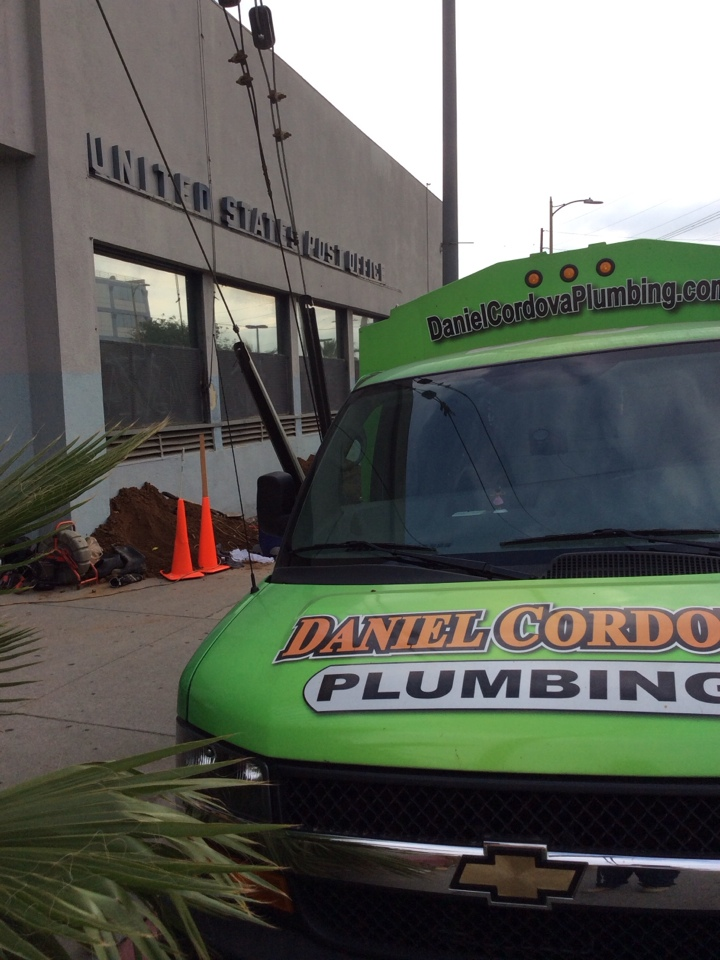 Los Angeles, CA - Sewer repair