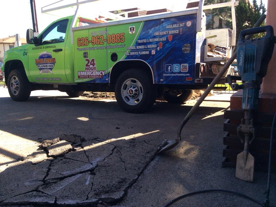 Alhambra, CA - Sewer Line Repair/Water Line Repair In Alhambra