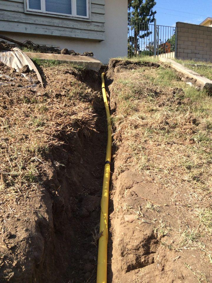 Fullerton, CA - Gas Line Service/ Emergency Gas Shut off Valve Installation