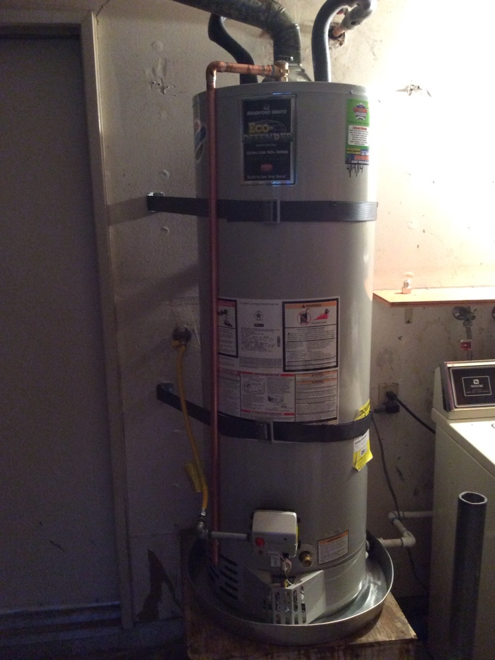 Diamond Bar, CA - Water heater replacement