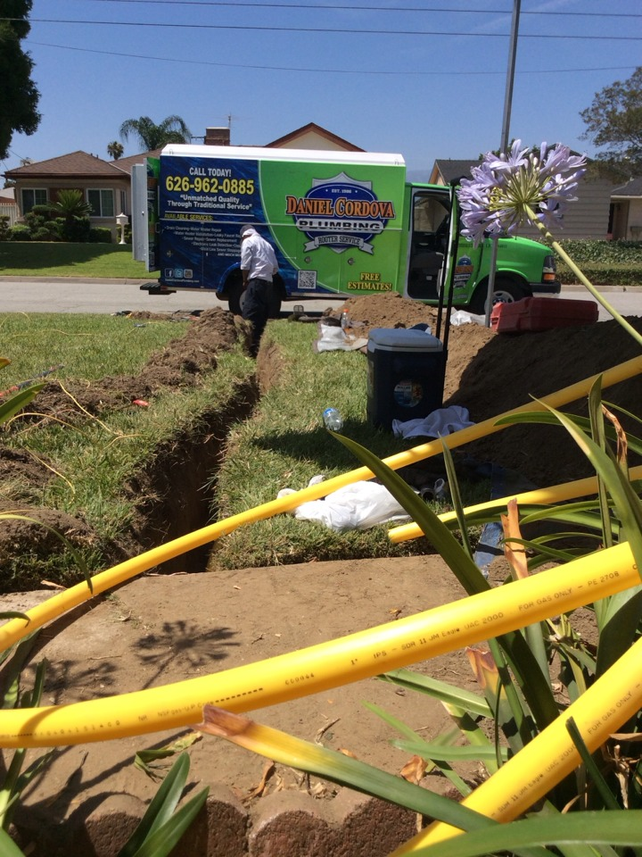 Temple City, CA - Gas leak repair