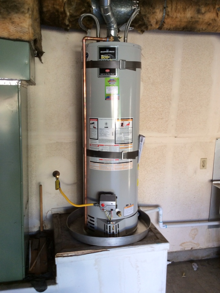 West Covina, CA - Water heater replacement