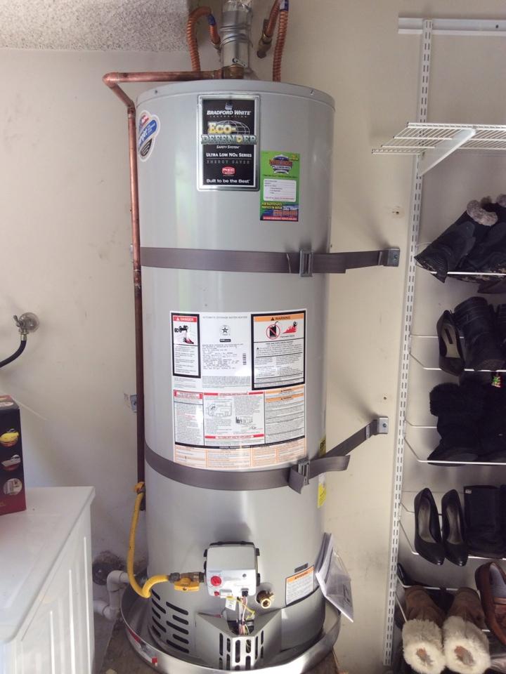 Arcadia, CA - Water Heater Installation in Arcadia CA