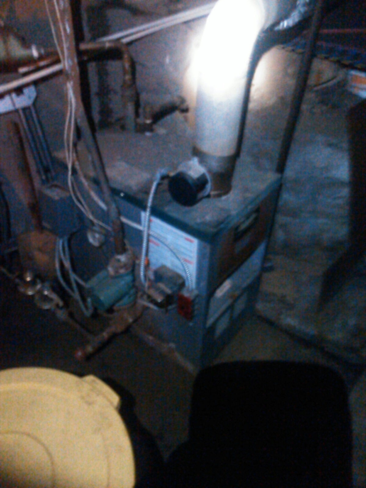 Dover, NJ - Repair gas boiler
