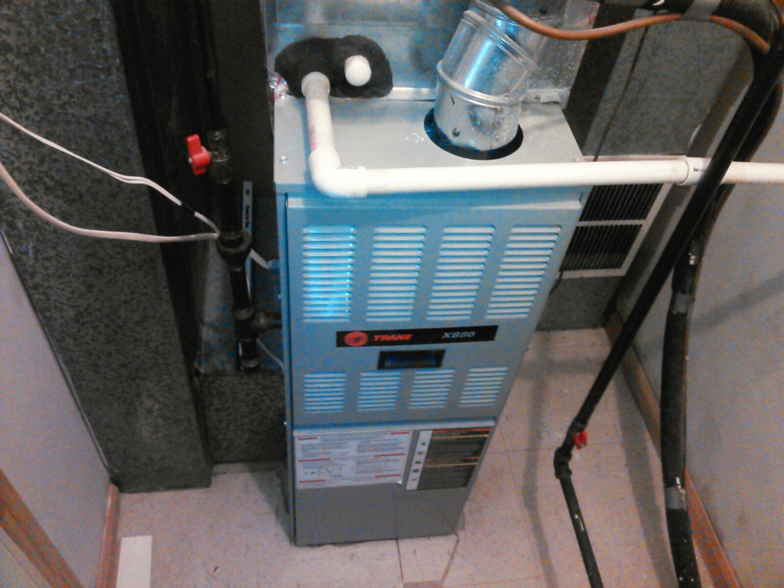Mount Arlington, NJ - Service Trane XB80 furnace