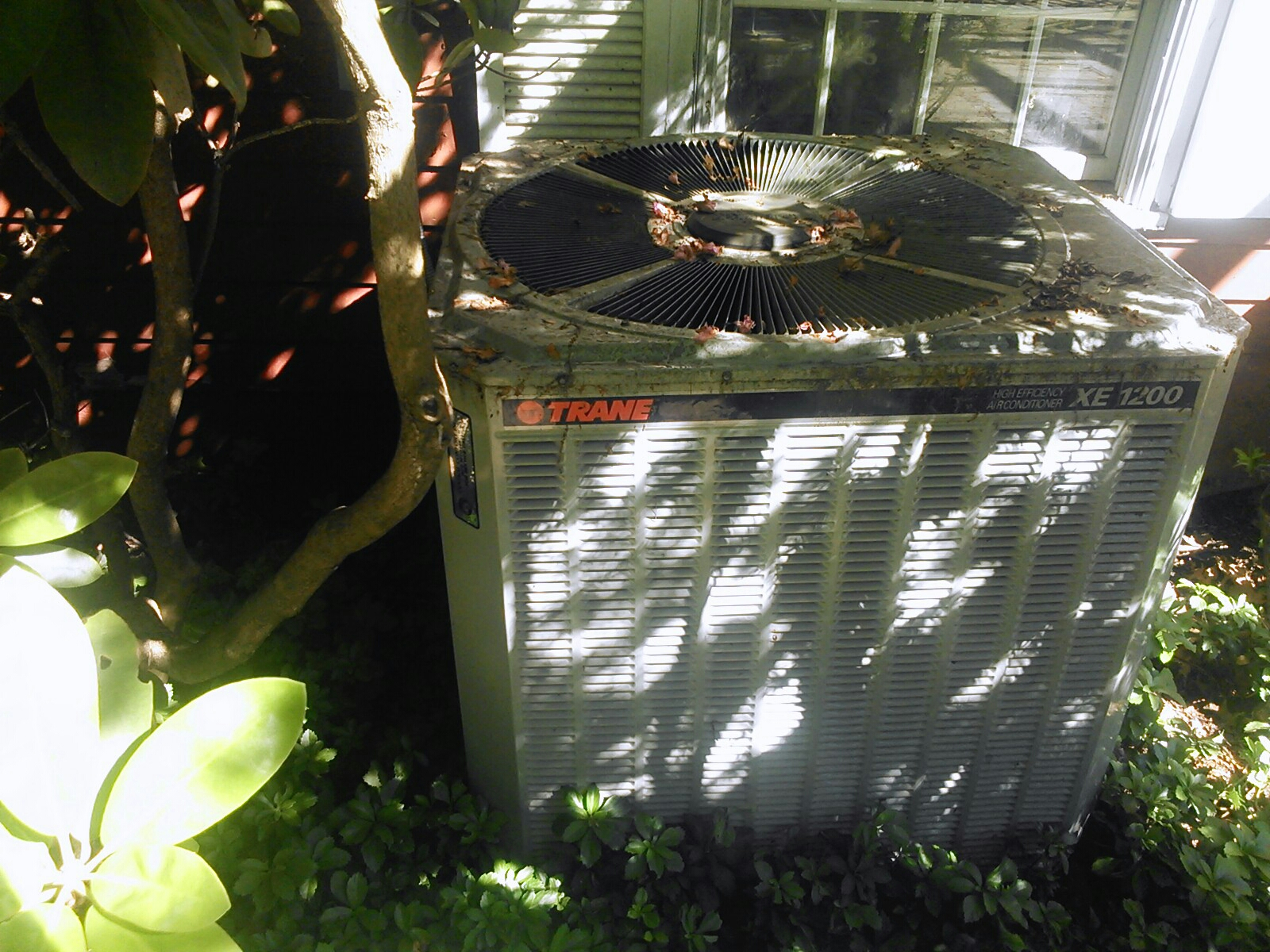 Chester, NJ - Repair Train air conditioning  system.