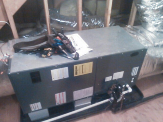 Dover, NJ - Replace Goodman evaporator  coil.