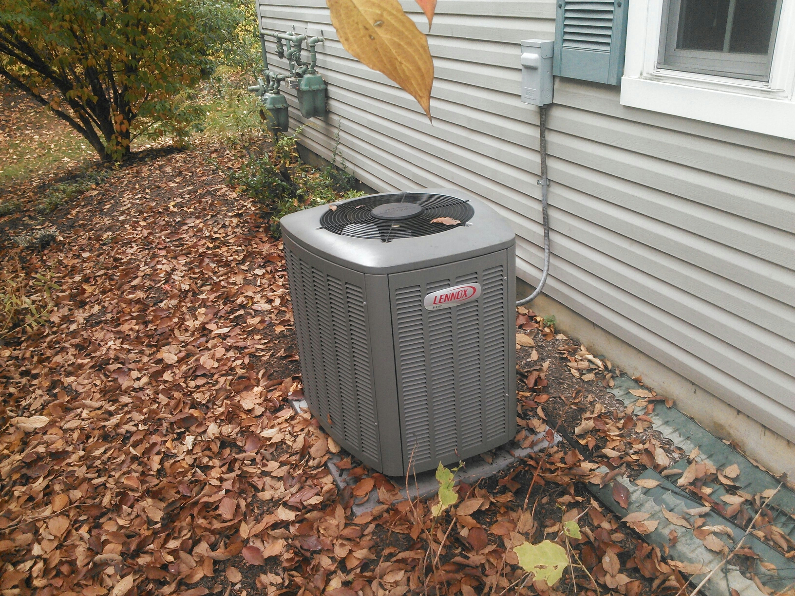 Morristown, NJ - Check Lennox HVAC system for winter  service contract.
