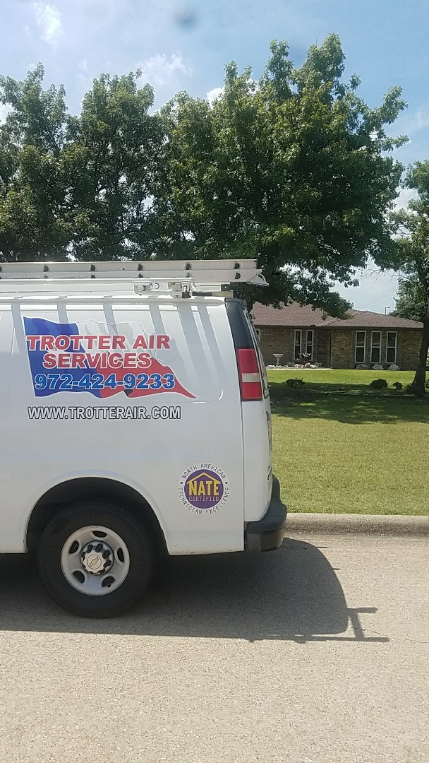 Murphy, TX - Repairing a Bryant air conditioning system for our good customers in Murphy.