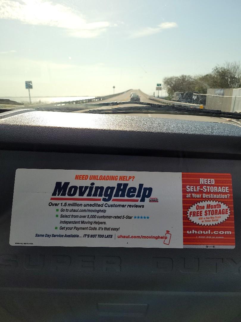 Islamorada, FL - Moving from the FL Keys