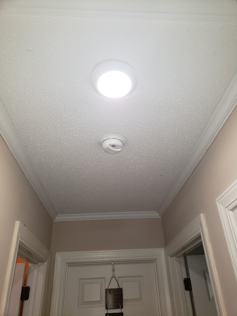 Install vanity lights and led lighrs