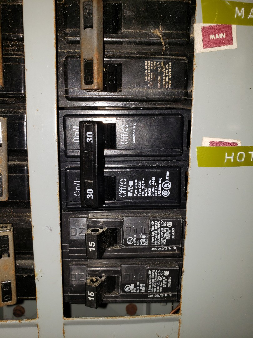 Replace Breaker