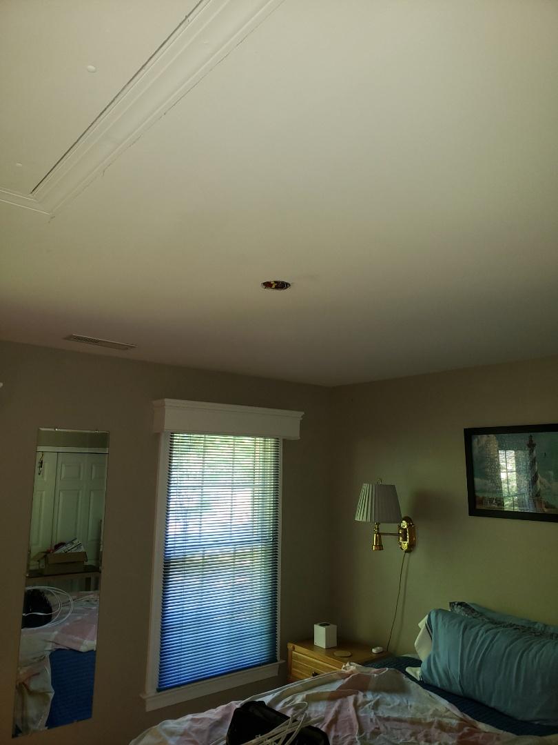 Add ceiling fan boxes