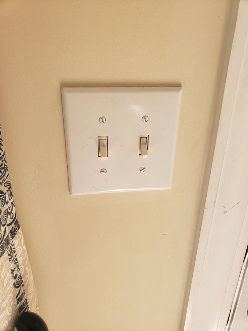 Troubleshoot faulty lighting circuit