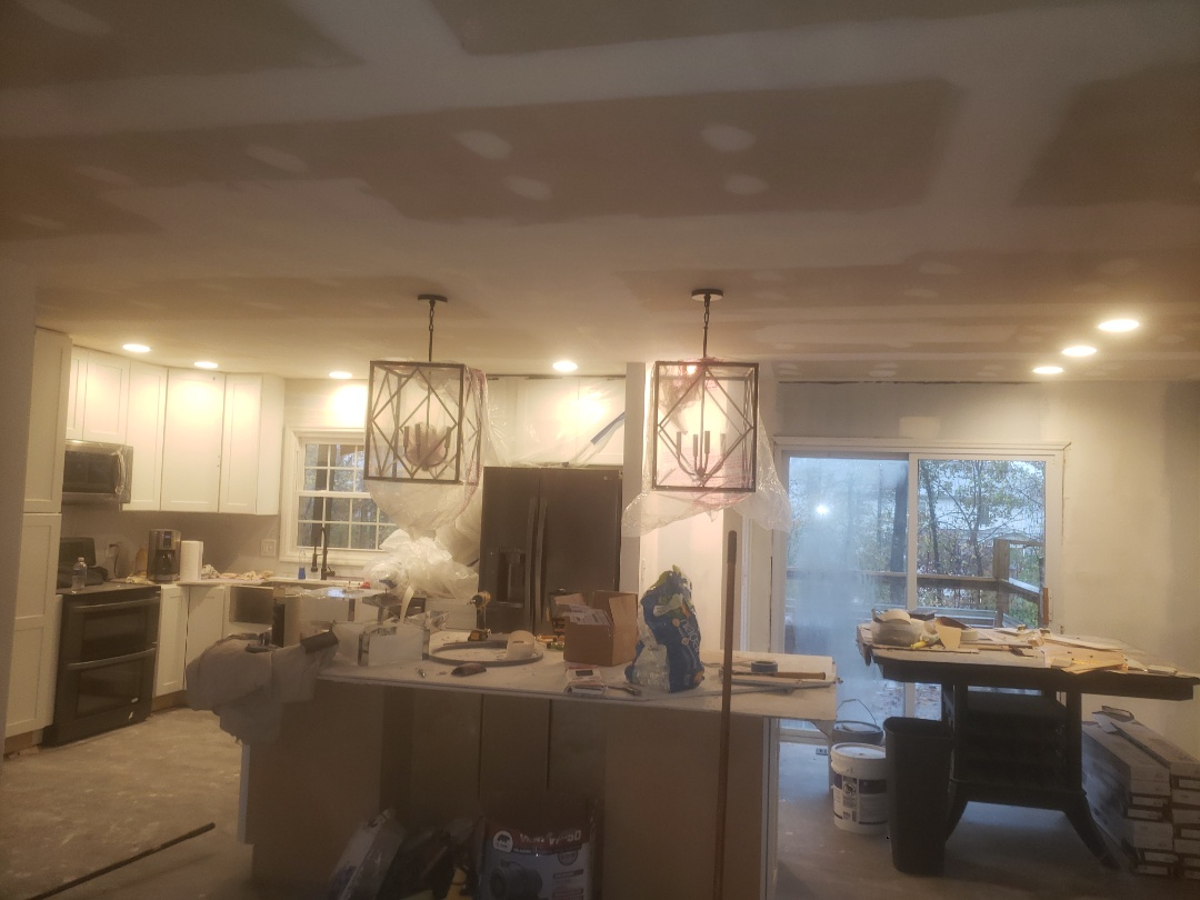 To do light kitchen remodeling