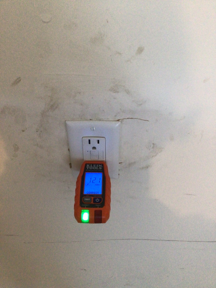 Durham, NC - Install receptacle for tankless water heater.