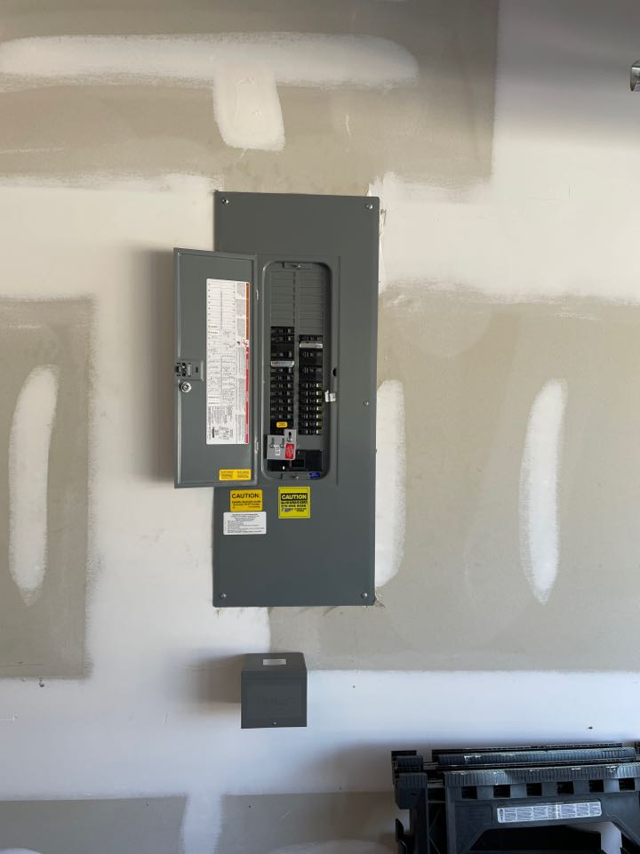 Durham, NC - Installed customer supplied ceiling fans and generator interlock kit